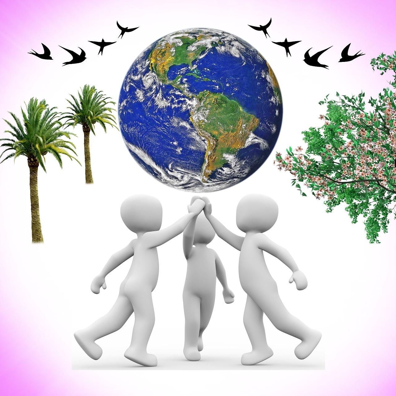 世界の人々