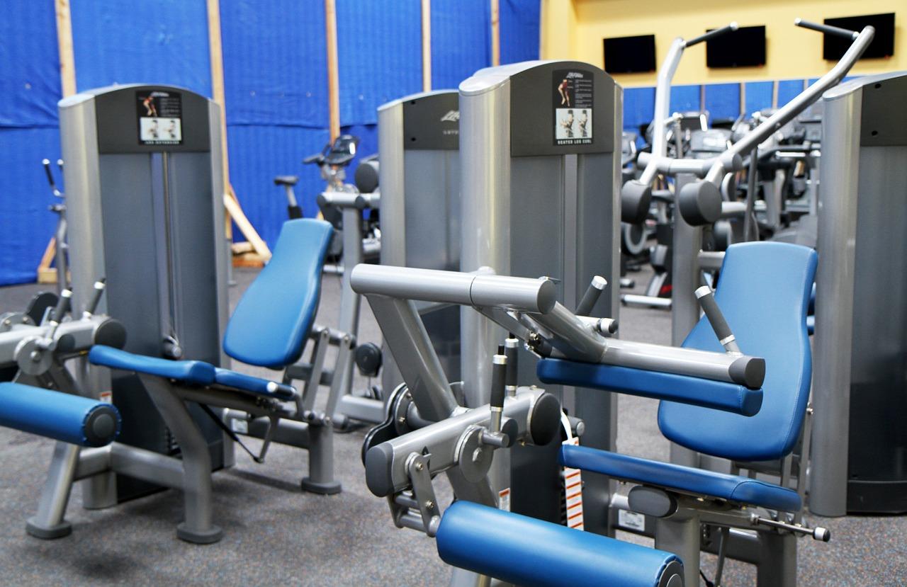 Gym, Machine