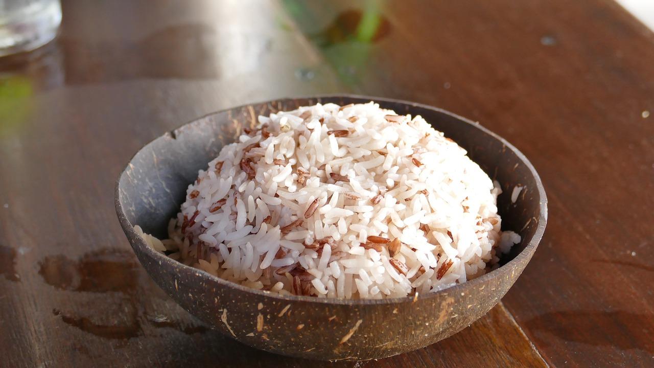 Eat, Rice