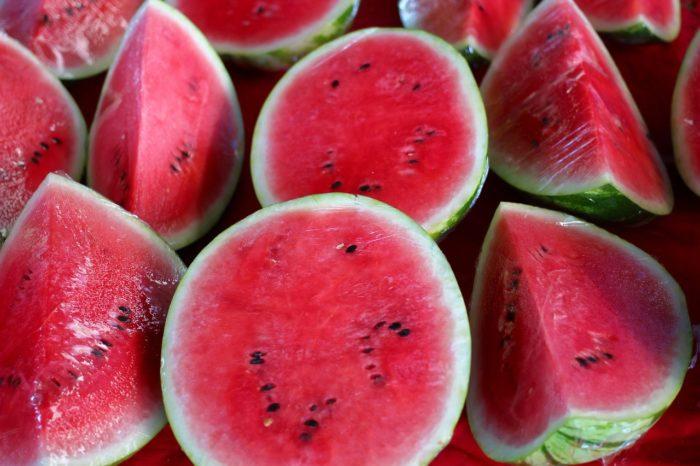 Water, Melon