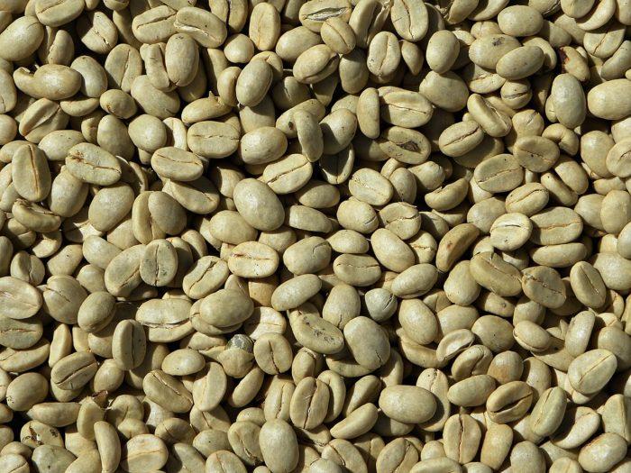 Green, Coffee