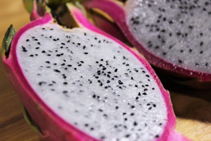Dragon, Fruit