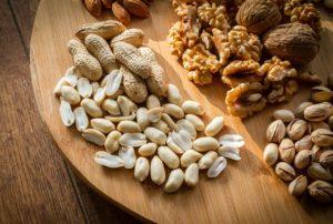 Nut, Mix