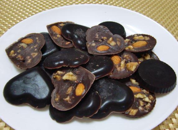 バレンタインチョコレシピ1