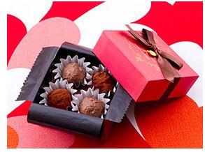 バレンタインチョコレシピ2