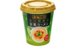 凄麺SLIM豆乳ラーメン