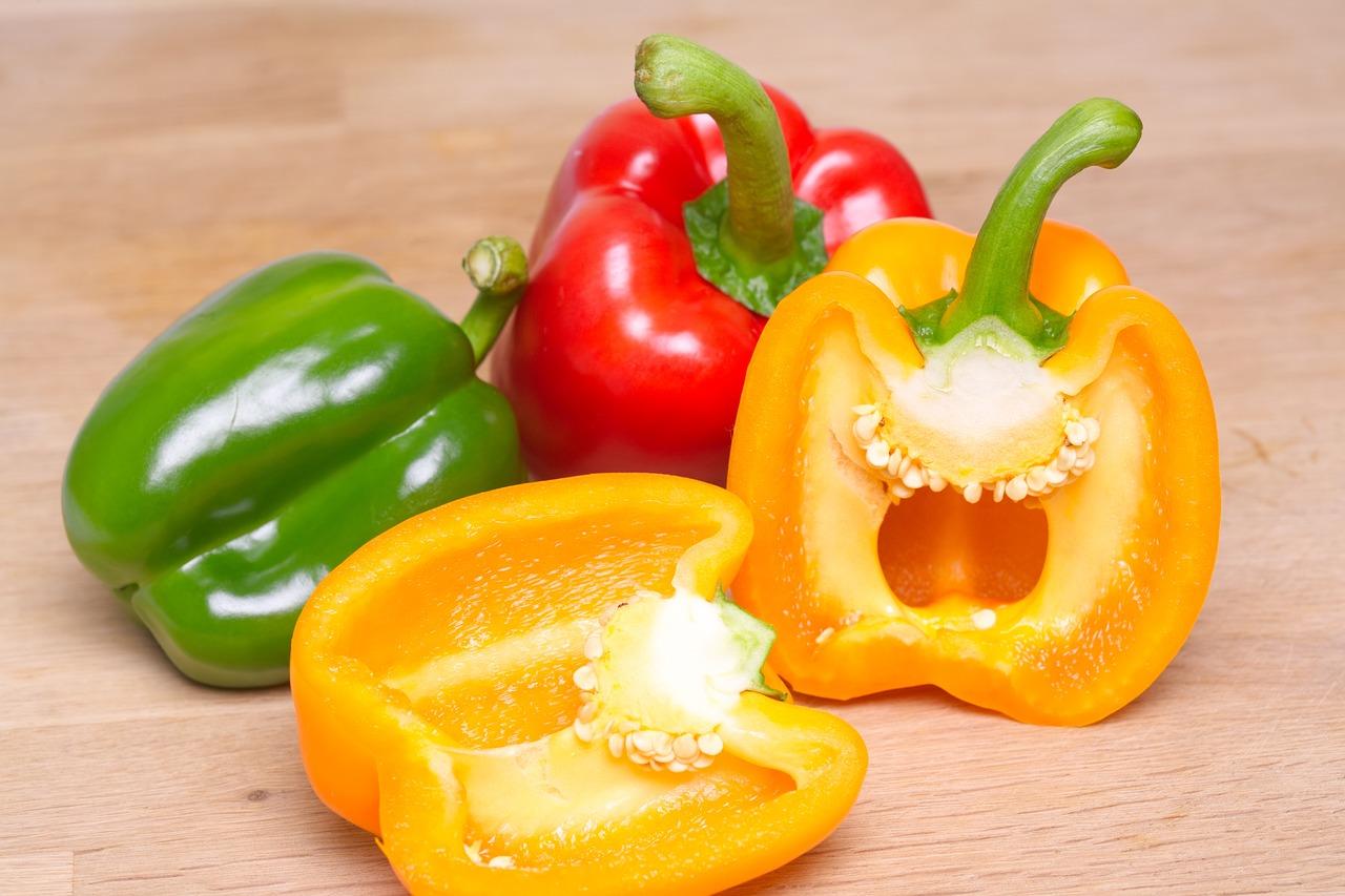 Green, Pepper