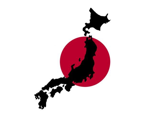 Japan, Map