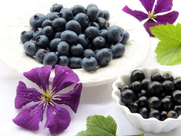 Purple,,, Food